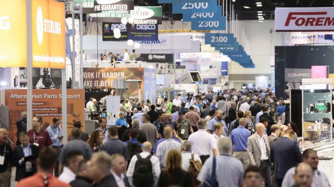 NPE show attendance up in 2018